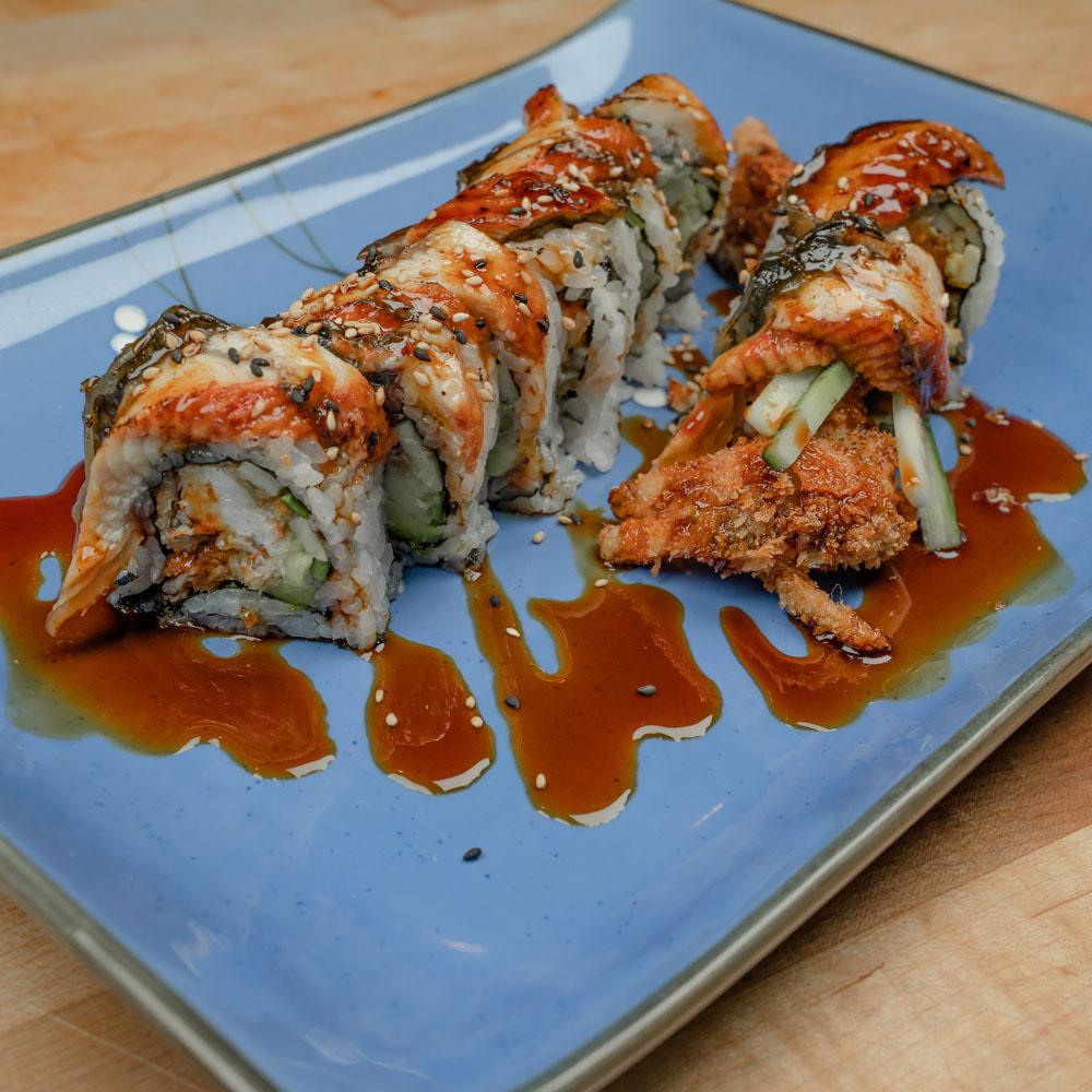 Misaka Sushi Ramen Champion Roll