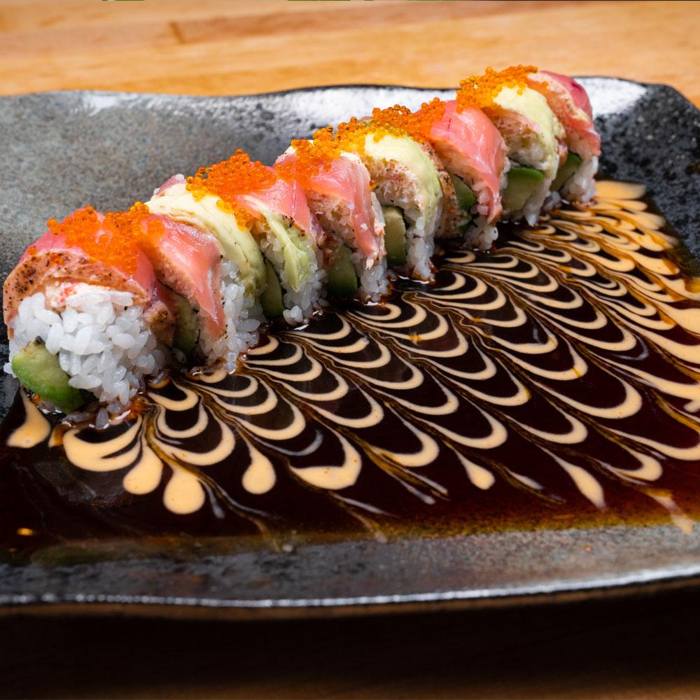 Misaka Sushi Ramen Ocean Roll