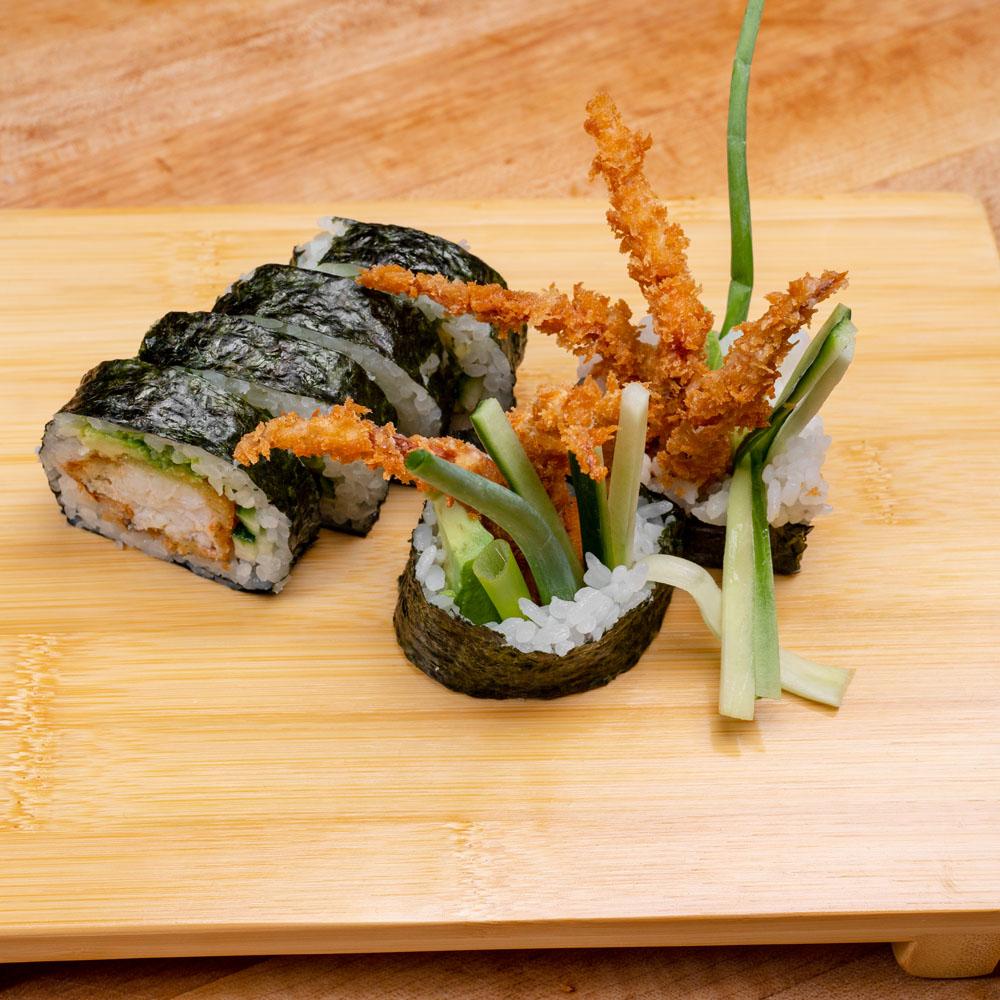 Misaka Sushi Ramen Spider Roll
